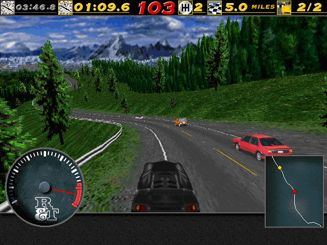 Need For Speed Hit The Video Game Scene In 1994 It Clearly Was Not First Racing Industry Saw But Of